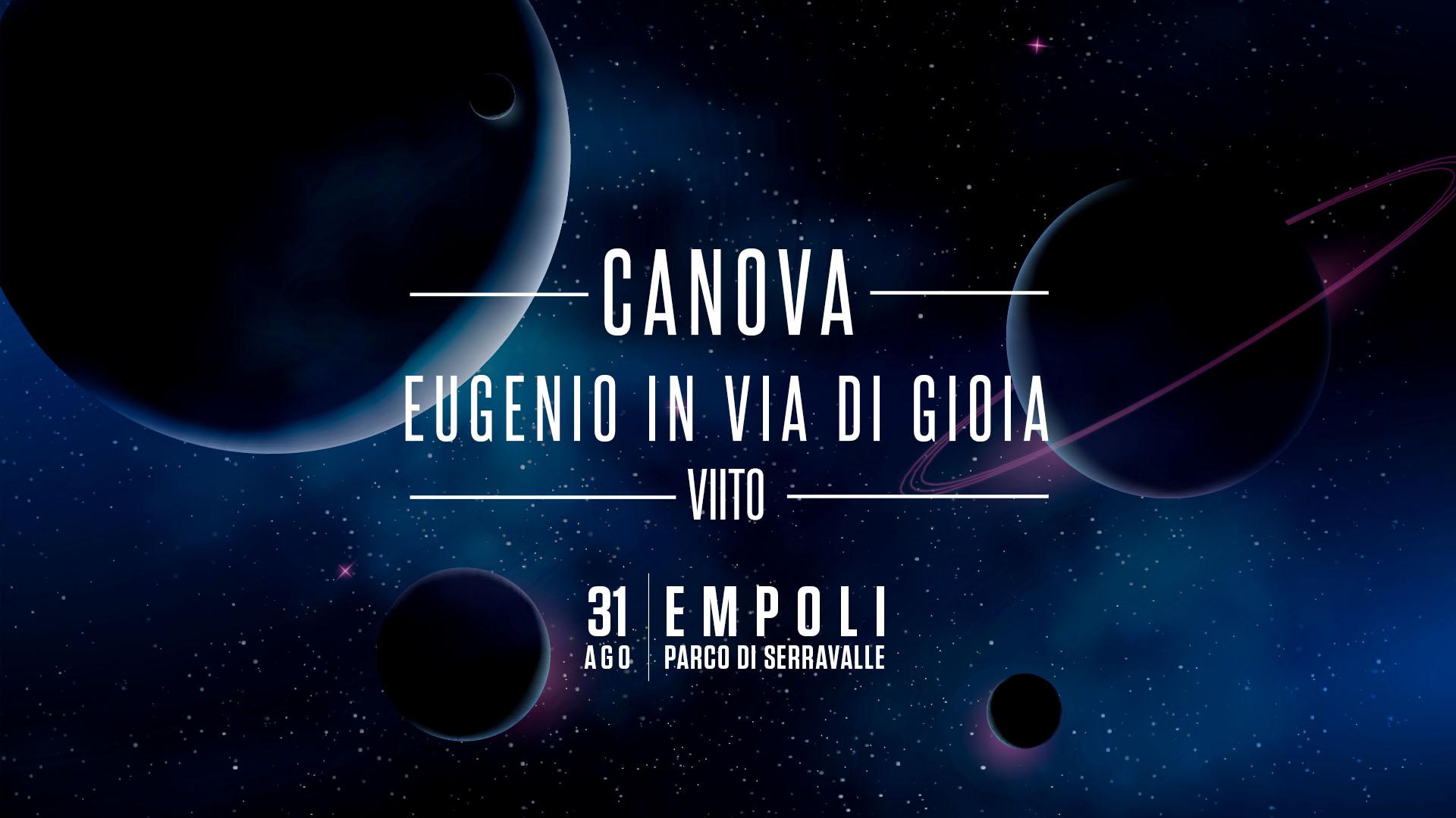 Beat Festival Canova Eugenio in via di Gioia Viito Empoli